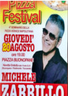 Pizza Festival  2015 - Michele Zarrillo in  		Concerto