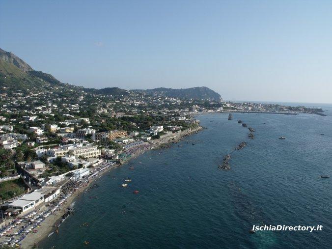 Forio, Spiaggia San Francesco