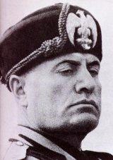 Benito Mussolini ad Ischia