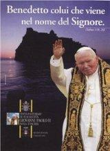 Papa Giovanni Paolo II ad Ischia