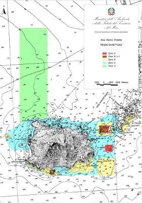 Regno di Nettuno e parco marino protetto ischia