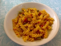 Pasta con le zucchine, ricette ischia